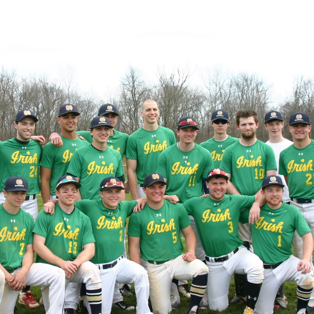 huge selection of 062f8 11981 Baseball Club of Notre Dame (CBND) - Notre Dame Day 2018