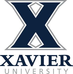 300 xavier logo  vertical