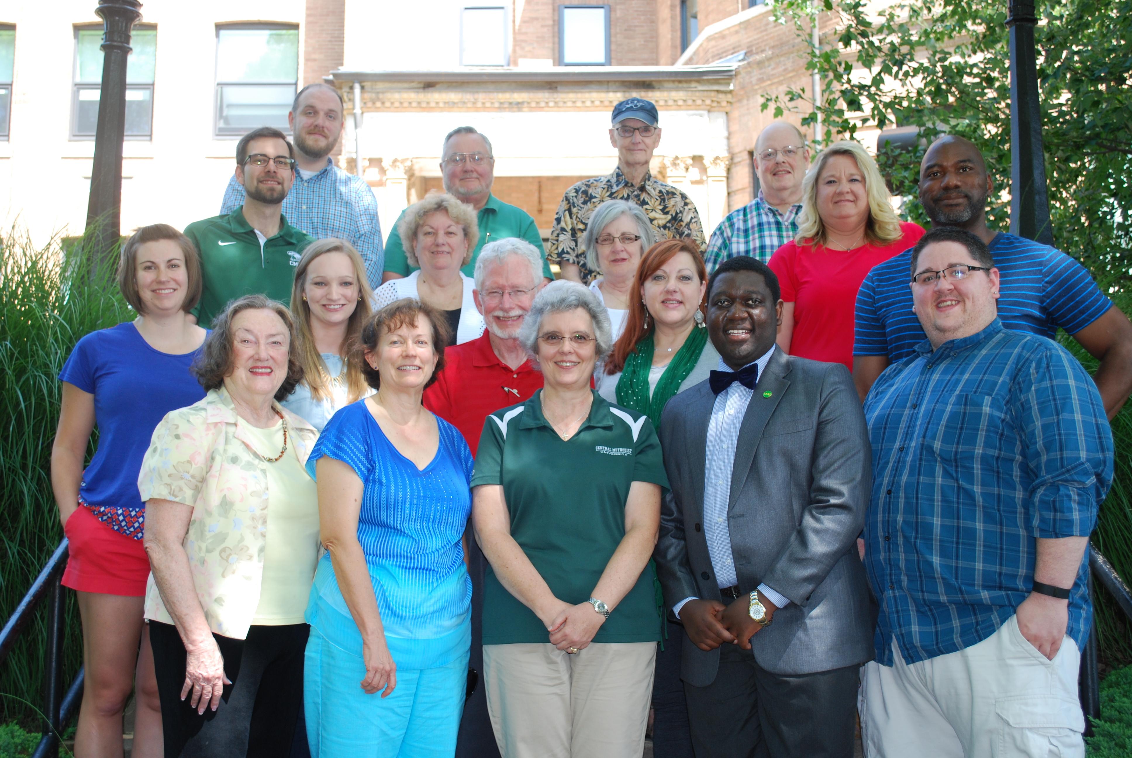 Alumni Association: Alumni Board President Message